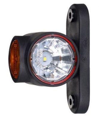 KUMIVARSILYHTY LED VAS./OIK. 60mm (SUPERPOINT III)